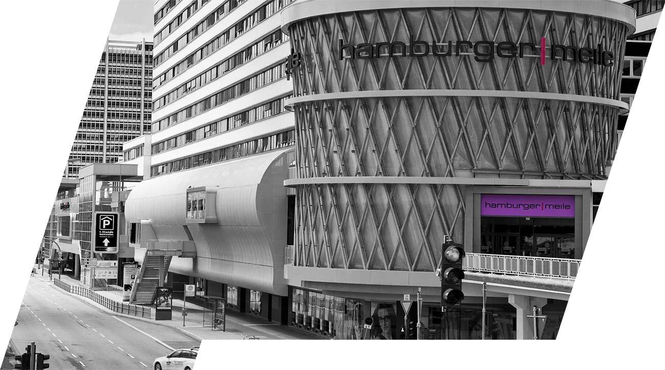 Mobile Brandmeldeanlage EN54-25 Einkaufszentrum