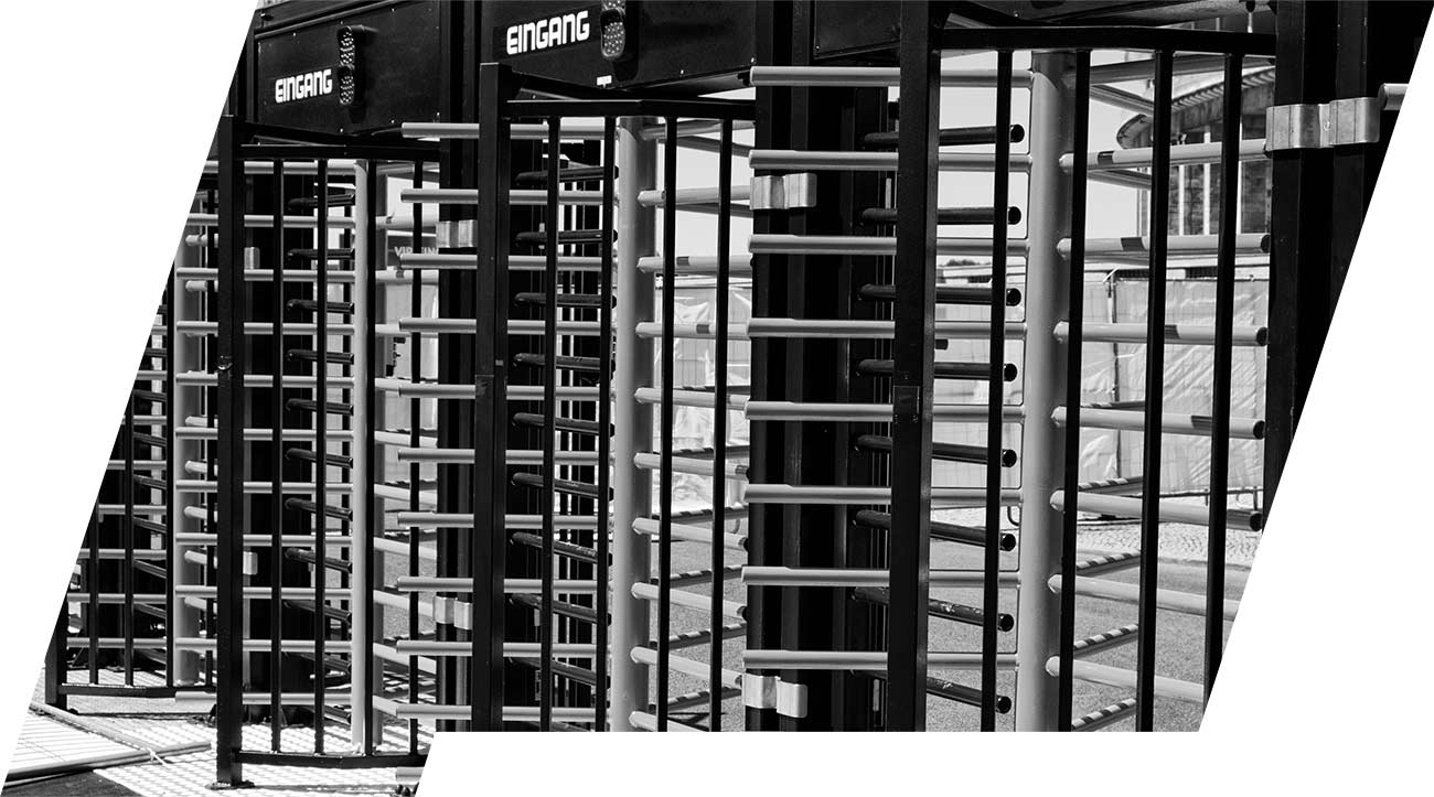ESB Solutions WES Zutrittskontrolle für Baustellen Zutrittskontrollanlage