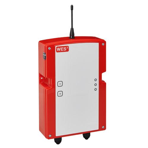 WES3 Interfacemodul mobile Evakuierungs- und Brandmeldeanlage