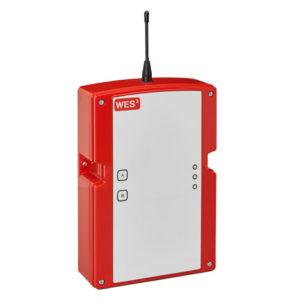 WES3 Verstärker Link mobile Evakuierungs- und Brandmeldeanlage