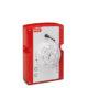 WES3 Thermomelder mobile Evakuierungs- und Brandmeldeanlage