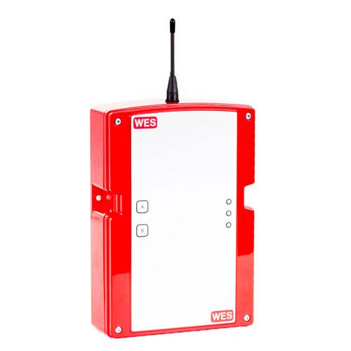WES+ Interfacemodul mobile Evakuierungs- und Brandmeldeanlage