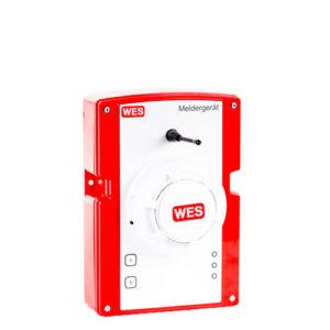WES+ Rauchmelder mobile Evakuierungs- und Brandmeldeanlage