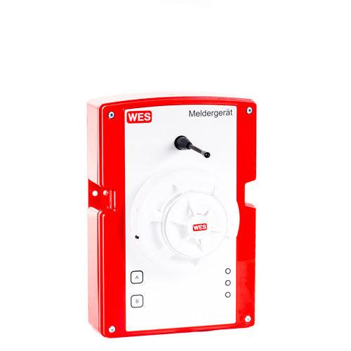 WES+ Thermomelder mobile Evakuierungs- und Brandmeldeanlage