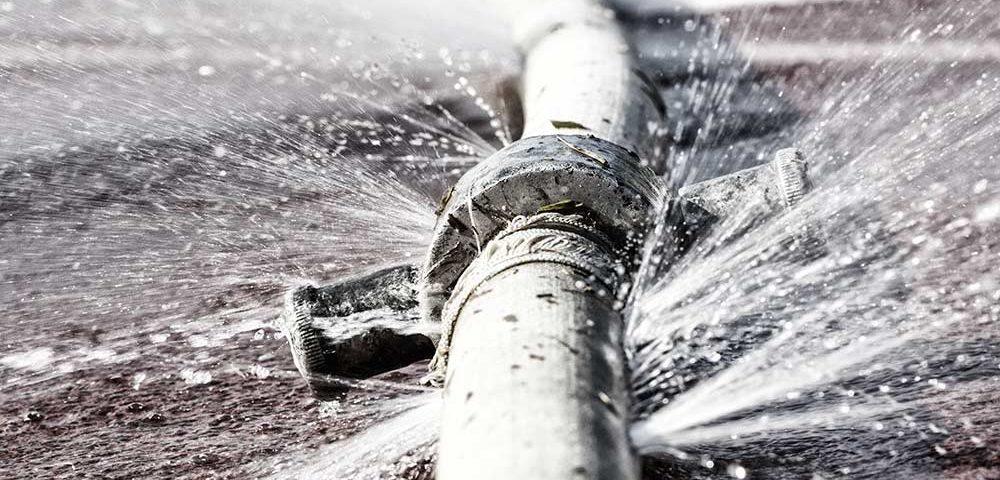 WES mobile Brandmeldeanlage, Wassermelder von ESB Solutions