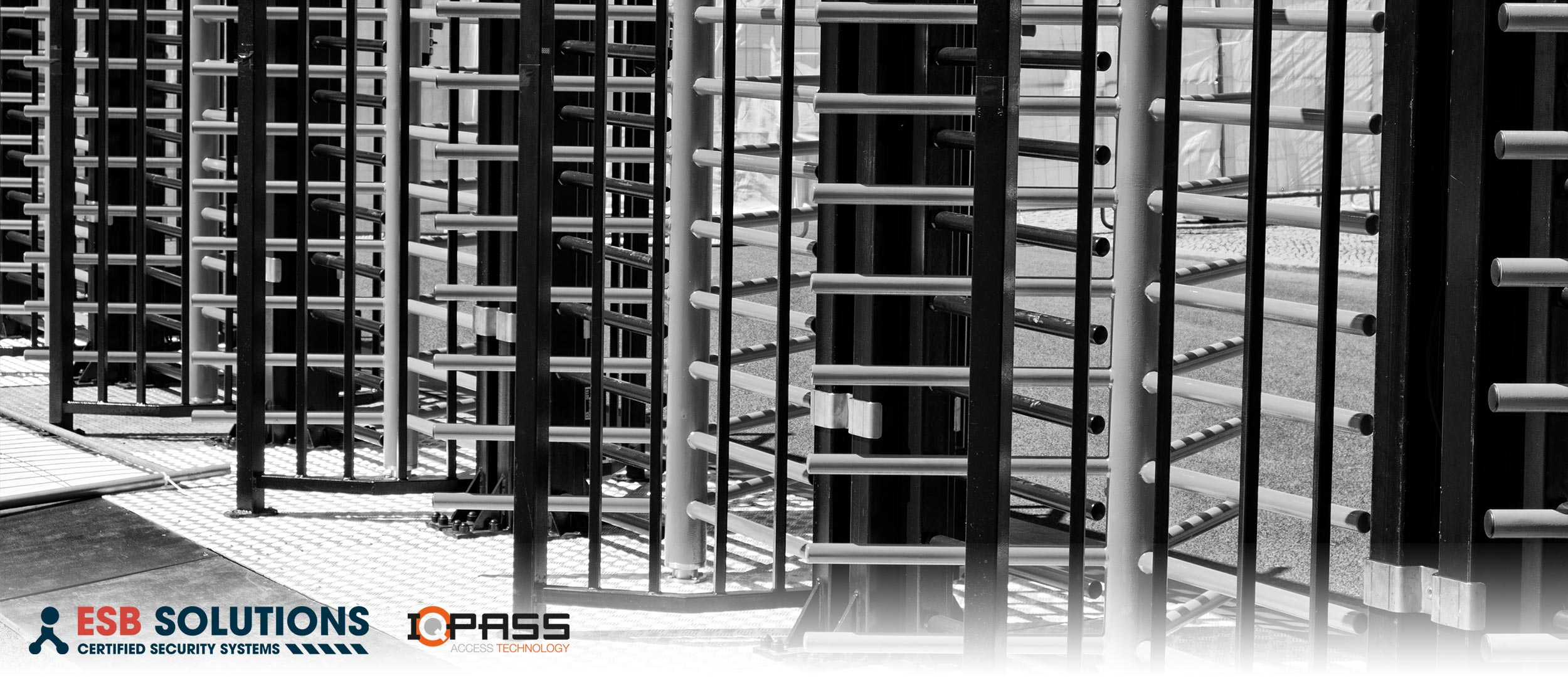 Zutrittskontrollanlage Baustelle ESB Solutions IQ-Pass