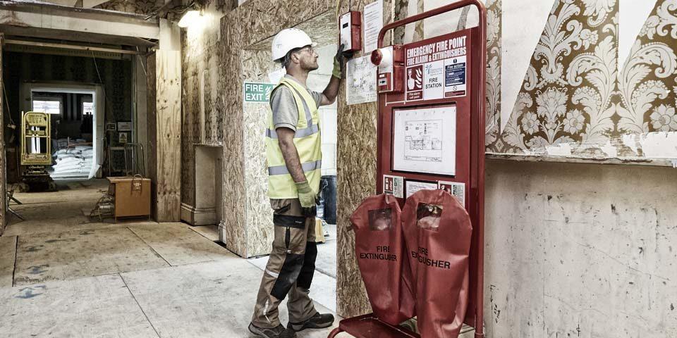 Anforderungen an Arbeitsstätten für die Arbeitssicherheit