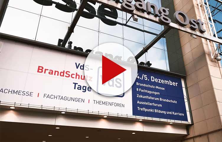 VdS BrandSchutzTage 2019 Video-Rückblick